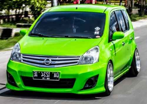Modifikasi Nissan Grand Livina 5