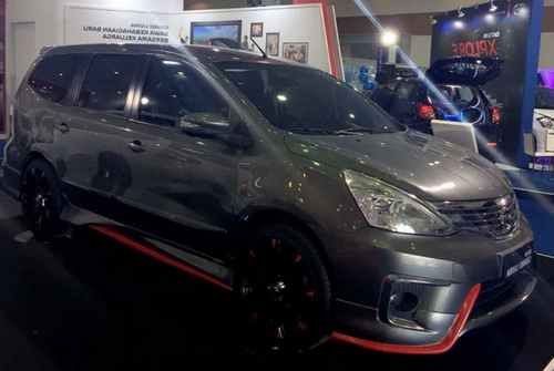 Modifikasi Nissan Grand Livina 7