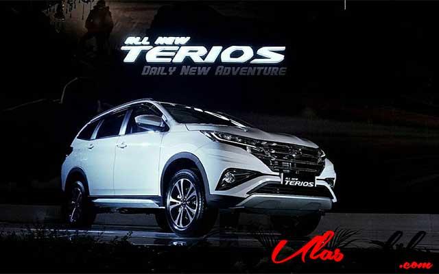 Harga All New Daihatsu Terios 2018