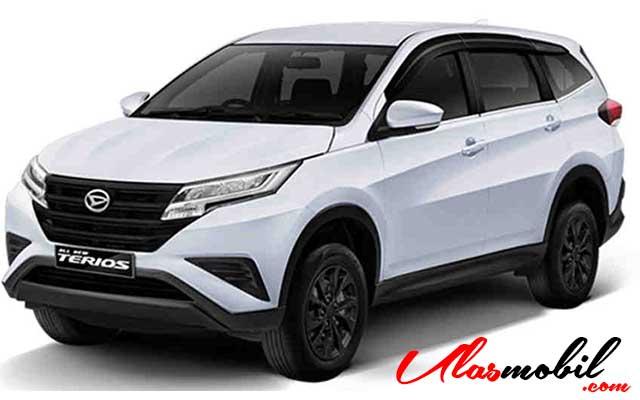Spesifikasi All New Daihatsu Terios 2018