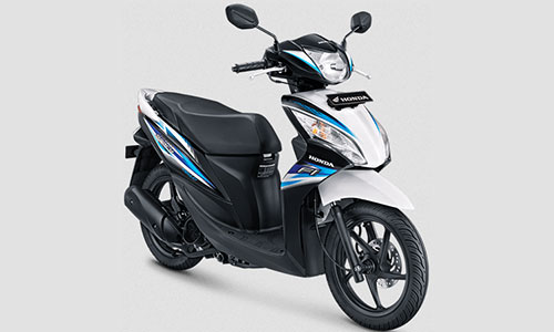 Honda New Spacy FI