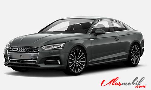 Spesifikasi Audi A5 Coupe