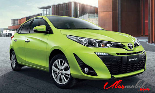 Harga Toyota Yaris Facelift