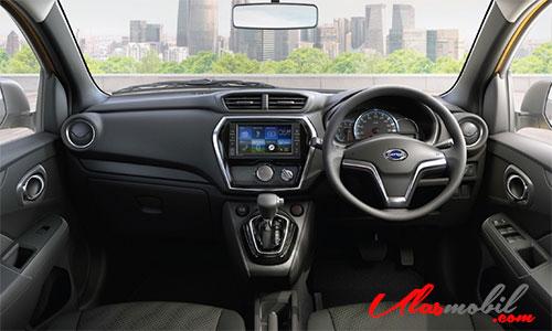 Interior Datsun Cross