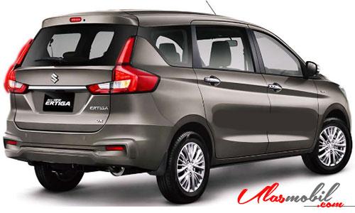 Buritan Suzuki Ertiga 2018