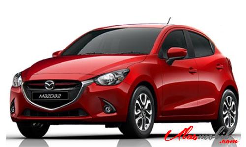 Mazda 2 Skyactive