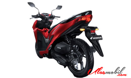 Review All New Honda Vario 150