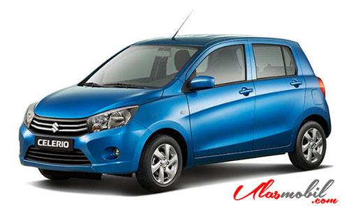 Suzuki Celerio Manual Transmisi