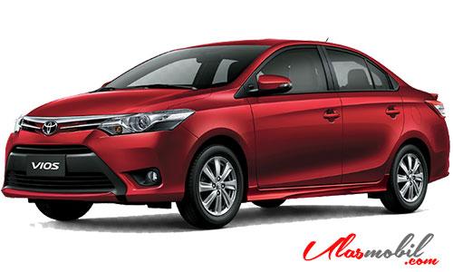 Toyota Vios G 1.5 A/T