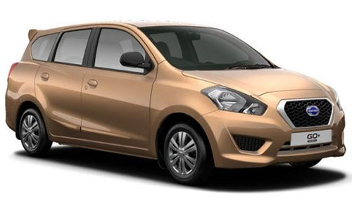 All New Datsun Go Plus