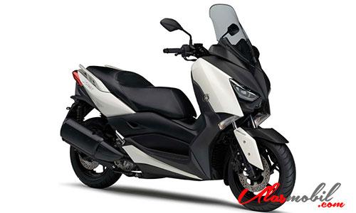 Harga Motor Matic Yamaha