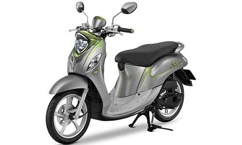 Yamaha New Fino 125