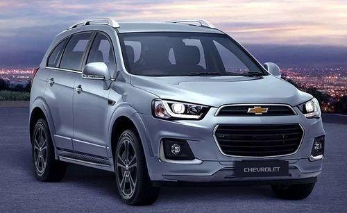Mobil SUV Terbaik Chevrolet Captiva