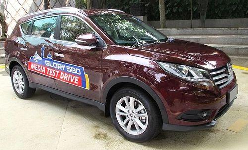 Mobil SUV Terbaik DFSK Glory 580