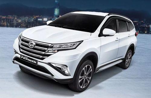 Mobil SUV Terbaik Daihatsu All New Terios