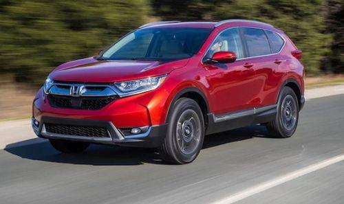 Mobil SUV Terbaik Honda CR-V