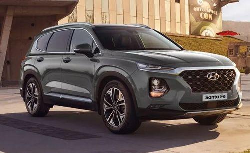 Mobil SUV Terbaik Hyundai Santa Fe 2018
