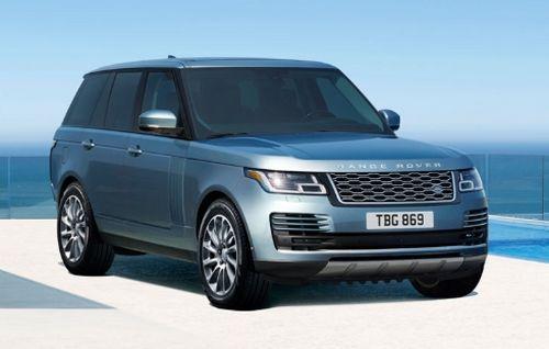 Mobil SUV Terbaik Land Rover Range Rover