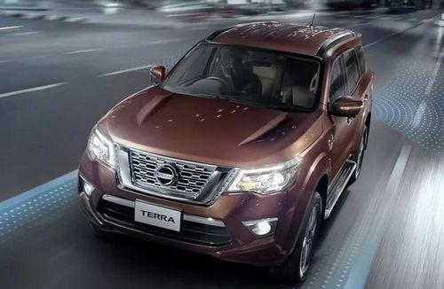 Mobil SUV Terbaik Nissan Terra 2018