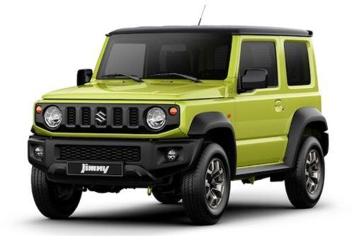 Mobil SUV Terbaik Suzuki All New Jimny