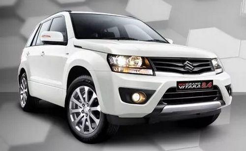 Mobil SUV Terbaik Suzuki Grand Vitara