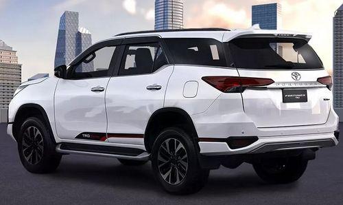 Mobil SUV Terbaik Toyota Fortuner