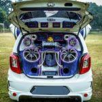 Modifikasi Mobil Agya Audio 2