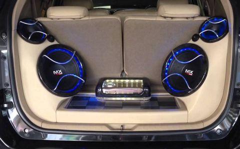 Modifikasi Mobil Agya Audio 3