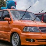 Modifikasi Mobil Kijang Kapsul