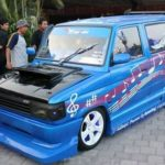 Modifikasi Mobil Kijang Super 4