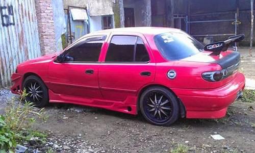 Modifikasi Mobil Timor 2
