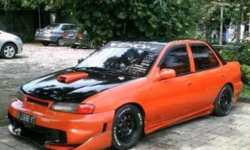 Modifikasi Mobil Timor 3