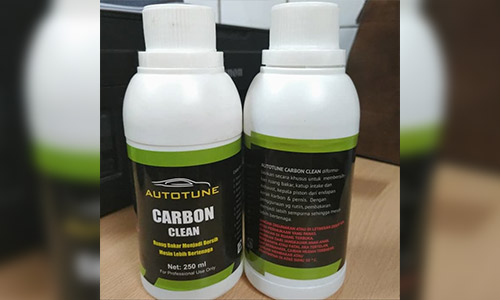 Carbon Cleaner Autotune