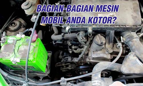 Carbon Cleaner Mobil yang Bagus untuk Merawat Mesin Mobil