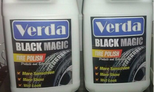 Verda Black Magic