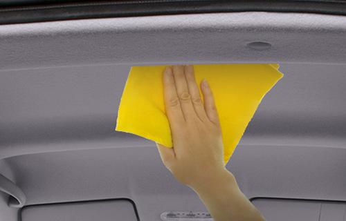 Cara Membersihkan Plafon Mobil Mudah di Rumah