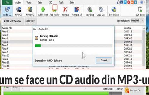 Cara Membuat CD MP3 dengan iTunes