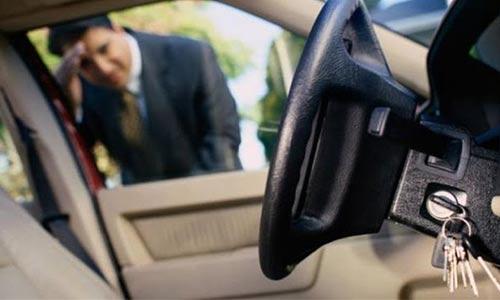 Cara Membuka Pintu Mobil yang Terkunci dengan Mudah