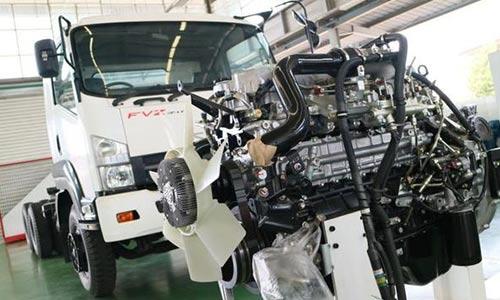 Cara Menambah Tenaga Mobil Mitsubishi Canter dengan Mudah