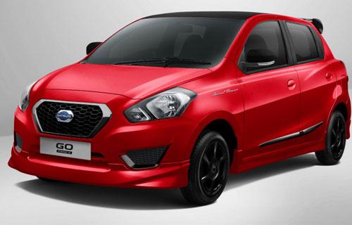 All New Datsun Go CVT