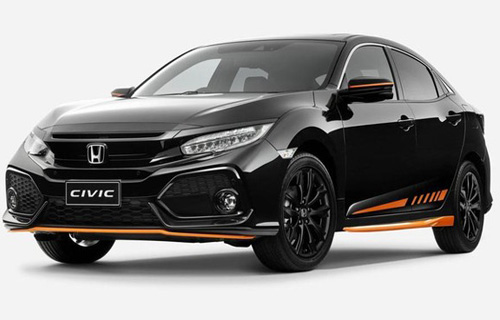 Honda Civic Turbo Hatchback 1